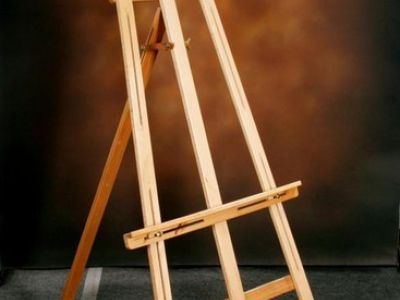Hand Made Easel